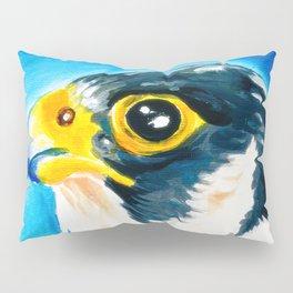 Peregrine Falcon Pillow Sham