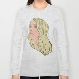 Chloe Sevigny Long Sleeve T-shirt