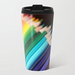 Colored Pencils 2 Travel Mug