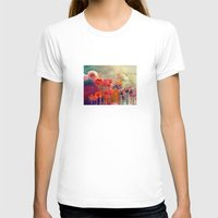 takmaj T-shirts featuring Allium by takmaj