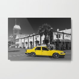 KEY WEST Sloppy Joe's Bar Metal Print
