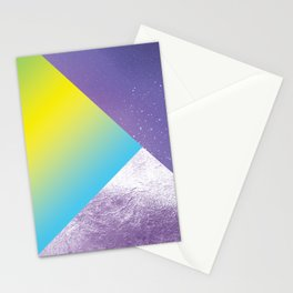 Dancing in the night Stationery Cards