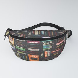 Games Fanny Pack