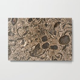Stone background 2 Metal Print