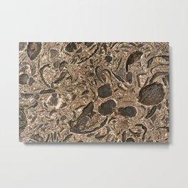 Stone background 2 Metal Print