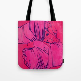 Boxing Club 4 Tote Bag