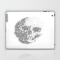 Blockhead Laptop & iPad Skin