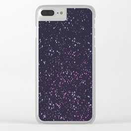 Stary Clear iPhone Case
