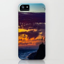 Just Bluffin - Huntington Beach 2015 iPhone Case