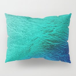 Ocean Sea Water Digital Art  Pillow Sham
