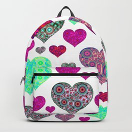 Hearts a Float Backpack