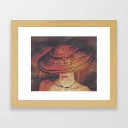 Shelter Framed Art Print