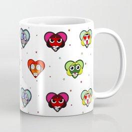 Space Froggos Love You! Coffee Mug