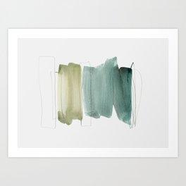 minimalism 5 Art Print