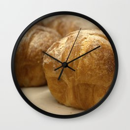 Our Daily Bread Wall Clock