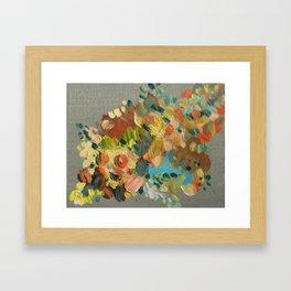 Underfoot - Original Fine Art Print by Cariña Booyens.  Framed Art Print