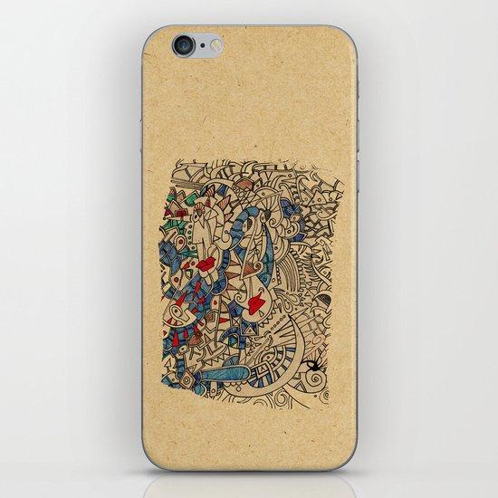 - medieval - iPhone Skin