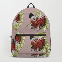 Red Zebracorn Backpack