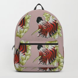 Red Zebracorn Backpack