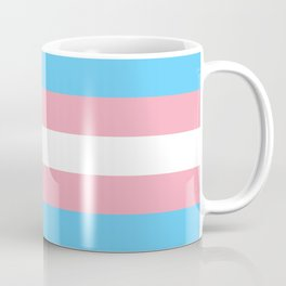 Transgender Flag Coffee Mug