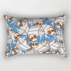 Puglie Milk Carton Rectangular Pillow