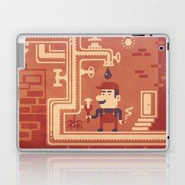 Mario at work Laptop & iPad Skin