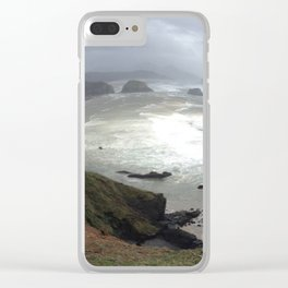 Full Circle Clear iPhone Case