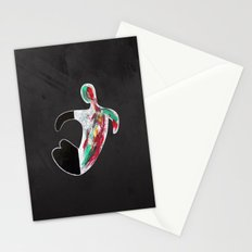 (Don't) Paint it Black Stationery Cards