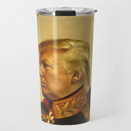 Donald Trump - replaceface Travel Mug