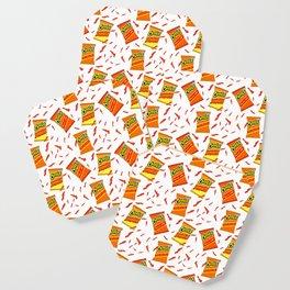 Flamin' Hot Cheetos illustration Coaster