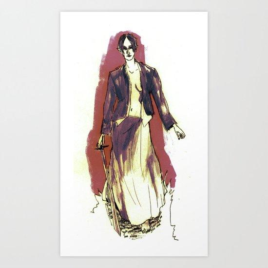 WARPATH Art Print