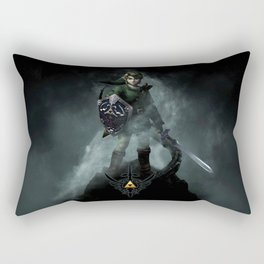 Legend Of Zelda - Skyward Sword Rectangular Pillow