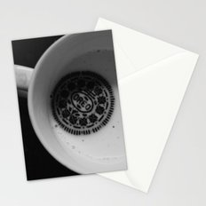 twist. lick. dunk. Stationery Cards