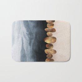 Natural Abstraction 02 Bath Mat