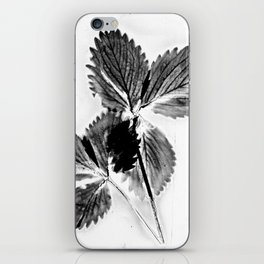 Strawberry Leaves iPhone Skin