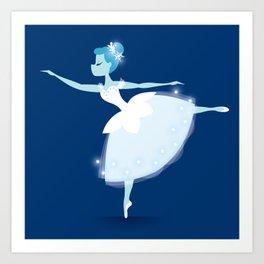 Sugar Plum Fairy Art Print