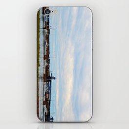 Ramp to Nova-Scotia and Harbour iPhone Skin