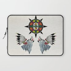 wolf king Laptop Sleeve