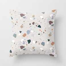 Pistachio Ice Cream Throw Pillow
