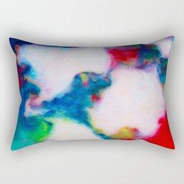 Ink lake Rectangular Pillow