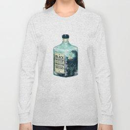 BLACK WATER Long Sleeve T-shirt