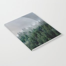 Foggy Woods 3 Notebook
