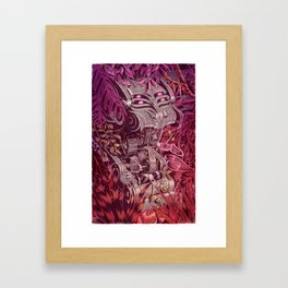 the old thing Framed Art Print