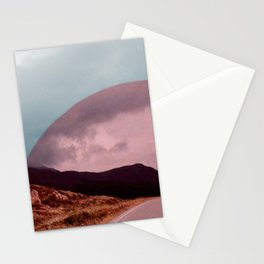The World is Yours Stationery Cards