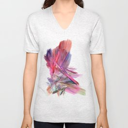 Romantic Feeling Unisex V-Neck