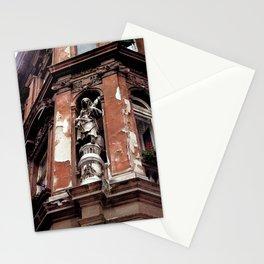 Minstrel in Zagreb Stationery Cards