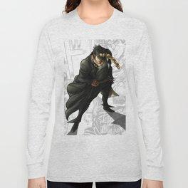 Jotaro Kujo Artwork Long Sleeve T-shirt