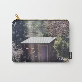 A Little Mountain Paradise Carry-All Pouch