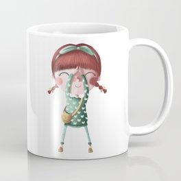 A de Tina Coffee Mug