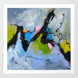 abstract 4461802 Art Print